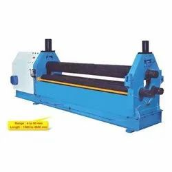 DI-161A 3 Roll Pyramid Type Hydro-Mechanical Plate Bending