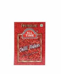 10 g Chilli Flakes, Packaging: Box