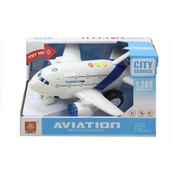 Plastic Aviation Toy Aeroplane, For kids, Box