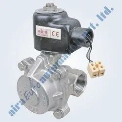 2/2 Way Semi Lift Diaphragm Operated STEAM Solenoid Valve