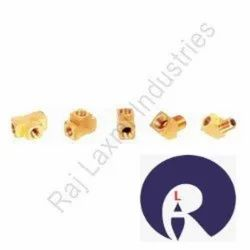 Rli Brass Forging Components, For Hardware Fitting, Gold