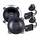 "Vibe Audio Slick 4c-v3 4"", 420w, 2-way, Component Speaker (for All Cars)"