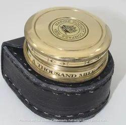 Ancient Brass Compass