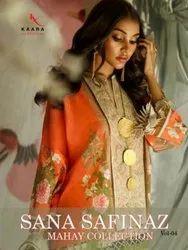 Kaara Suits Sana Safinaz Mahay Collection Vol-4 Pakistani Suits