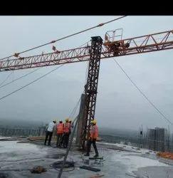 Pan India Manual Dismantling of Tower Crane