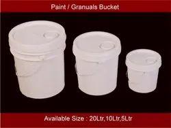 Granules Bucket