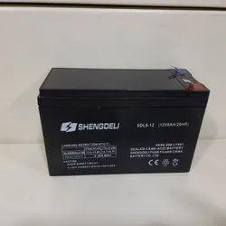 Inverter Batteries Shengdeli 12vx8ah