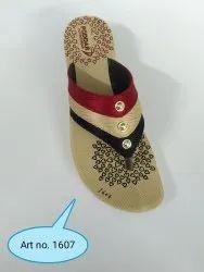 Ladies fashion slipper LC-1607