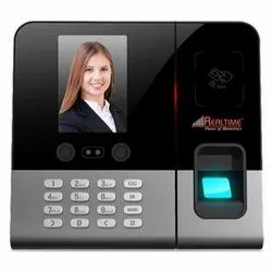 Realtime T52F Face Recognition Attendance Machine