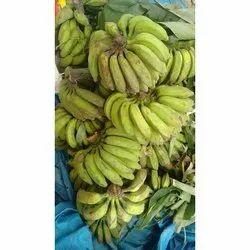 A Grade Pan India Fresh organic Hills Green Bananas, Packaging Size: 5 Kg, Packaging Type: Carton