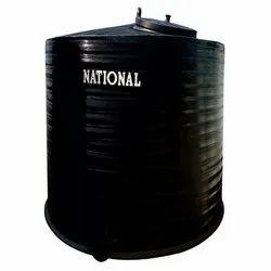 5000L Spiral Vertical HDPE Tank