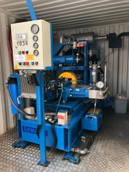 Lemasa High Pressure Water Jetting Machine