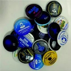 Button Hole Badges