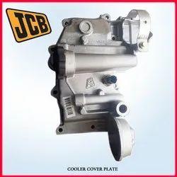 JCB Cooler Cover Assy -6 Plate P/N MH320/04147K