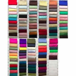 44 Inch Plain Satin Silk Fabric, GSM: 100