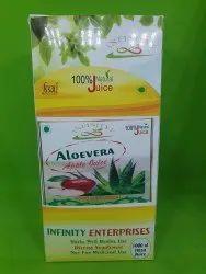 Aloevera Juice (apple) Flavor