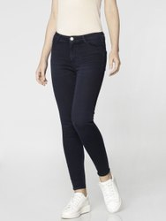 Curvature Skinny Ladies Denim Stretchable Jeans, Waist Size: 28 - 36