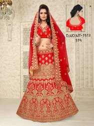 Ethnic Bollywood Designer Wedding Lehenga Choli