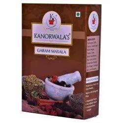 KANORWALA'S Garam Masala Powder, Box