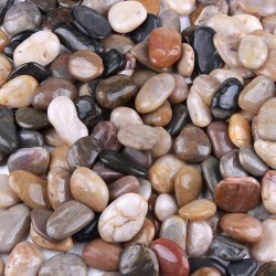 Mix River Pebble Rock Stone