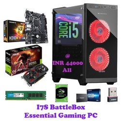 Custom i5 I7s Battlebox Gaming Desktop
