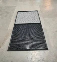 Shoe Cleaning (Disinfectant) Mat 2 In 1 Type