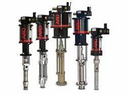 Aro Force Pneumatic Two Ball Piston Pump