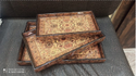 Decorative Resin Trays