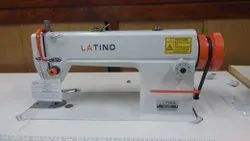 Plastic Latino LT-6150 High Speed Lockstitch Sewing Machine, For Textile Industry