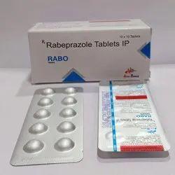 Rabeprazole Tablets Ip 20 Mg For Hospitals, Nursing Homes & Doctors