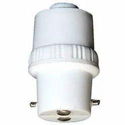 2 6 AMP灯泡夹持器适配器,用于电动,底座:B22