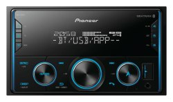 PIONEER MVH-S329BT/XNID Double Din Car Stereo Digital Media Reciever MP3/USB/AUX/Radio/BT & Android
