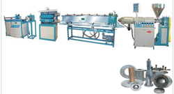 HDPE/ PP/ PP-R/ PE Pipe Extrusion plant