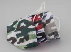 Military Print N95 Mask