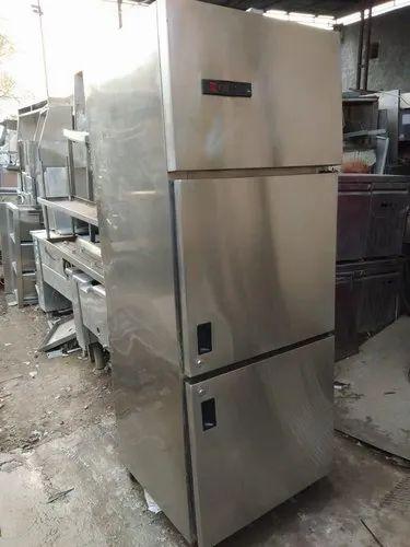 2 Door Refrigerator, Restaurant, Kitchen