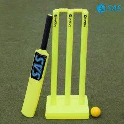 Plastic Cricket Set - Kids