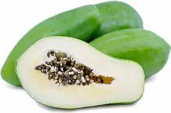 A Grade Papaya Raw, Packaging Size: 10 Kg