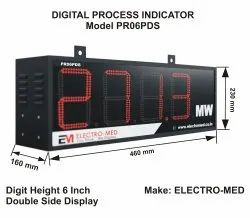 6 Inch Process Indicator (Double Side)