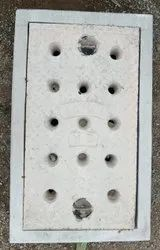 36x18 Inch Heavy Duty Grey Iron Manhole Cover