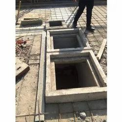 Concrete Frame Structures Residential Construction Service, Local Area