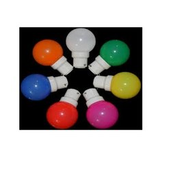 B22 Night Lamp LED Bulb, Shape: Round, 5000-6500 K