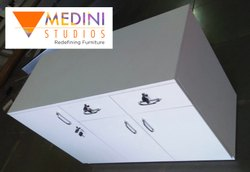 Wooden Medini Studios Storage Solution Cupboard