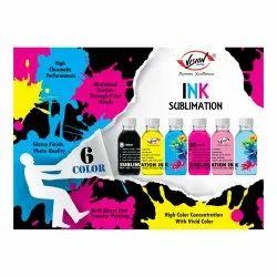 Vision Media Ink-Sub-6 Colour