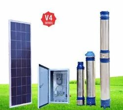 1 to 5 HP V4 Series Solar Pump