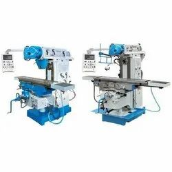 DI-120A Universal Swivel Head Milling Machine