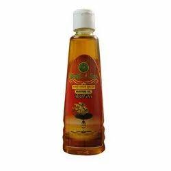 Health Sure Kachi Ghani Mustard Oil, Packaging Type: Plastic Bottle, Packaging Size: 160 ML