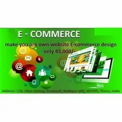 Ecommerce Website Designing Service, With 24*7 Support