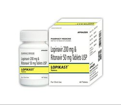 Lopinavir And Ritonavir Tablets USP