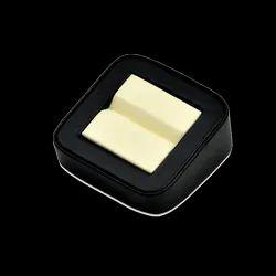 MDF,PU Single Gemstone Display Box