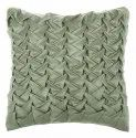 Pista Colored Square Handmade Cushion Cover